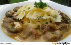 Macaroni And Cheese, Chicken, Meat, Ethnic Recipes, Food, Mac And Cheese, Essen, Meals, Yemek