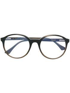 Jaap round glasses