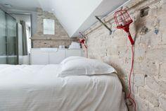 guesthouse bernardin // a hidden hotel in antwerp