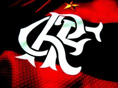wallpaper Bandeira do Flamengo, backgrounds Bandeira do Flamengo