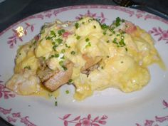 Lobster and Eggs
