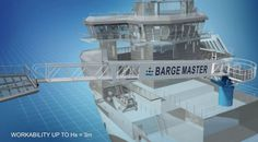 Barge Master Launches Fit-For Purpose Gangway (Video)