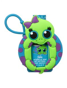 Shop Justice for the latest in cute & trendy school supplies - designed with her style in mind. Watermelon Turtle, Hand Sanitizer Holder, Shop Justice, Justice Clothing, Cute School Supplies, Diy Gifts For Friends, Bath And Bodyworks, Kids Hands, Birthday List