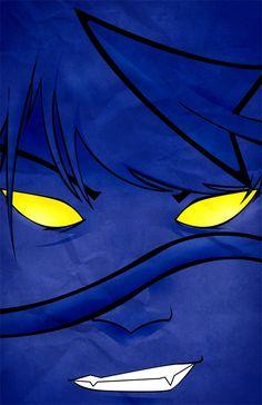 Superhero Series - Nightcrawler by felixschlaterprints