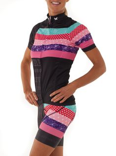 Betty Designs World Champion Cycle Jersey
