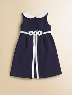Florence Eiseman - Toddler's & Little Girl's Floral Pique Dress