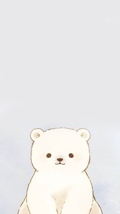 background, kawaii, and wallpaper afbeelding Cute Wallpaper Backgrounds, Cute Cartoon Wallpapers, Wallpaper Iphone Cute, Aesthetic Iphone Wallpaper, White Wallpaper, Wallpapers Android, Heart Wallpaper, Trendy Wallpaper, Aesthetic Wallpapers