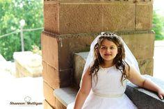 Communion Photo Session - Lamberts Castle - Clifton, NJ - Shannon Mulligan Photography #shanmullphoto
