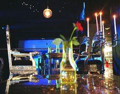 Elevate Nightclub. New delhi India. Interiors by Igloo Design.