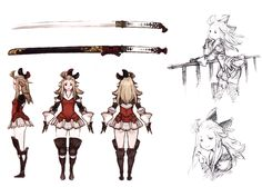 ★    CHARACTER DESIGN REFERENCES   キャラクターデザイン  • Find more artworks at https://www.facebook.com/CharacterDesignReferences & http://www.pinterest.com/characterdesigh and learn how to draw: #concept #art #animation #anime #comics    ★