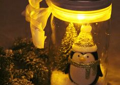 12 Adorable Mason Jar Crafts You Must Make For The Holidays