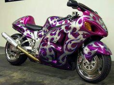 ...bike design purple