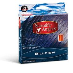 Scientific Anglers Mastery Series Saltwater Sinking Fly Line - Billfish - WF15S - Orange ** For more information, visit image link.