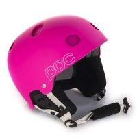 Poc Receptor Bug Ski/Snowboard Helmet (Pink)