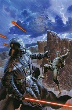 Star Wars: Darth Vader and the Cry of Shadows #3