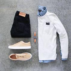 Men Street Style — cinchclub: #goodevening in your UrbaneBox this...