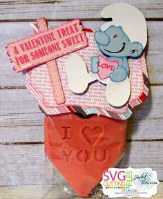 Crystal's Creative Corner: Sweets for my Sweet Blog Hop