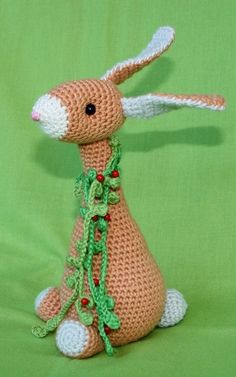Wild Rabbit crochet pattern by CAROcreated on Etsy, €4.50