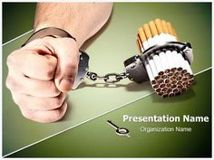 Check out our professionally designed Smoking Addiction PPT template. Download our Smoking Addiction PowerPoint presentation affordably and quickly now. Get started for your next PowerPoint presentation with our Smoking Addiction editable ppt template. This royalty free Smoking Addiction Powerpoint template lets you to edit text and values and is being used very aptly for Smoking Addiction, addiction, cancer, cigarette, danger, dependency, habit and such PowerPoint presentation.