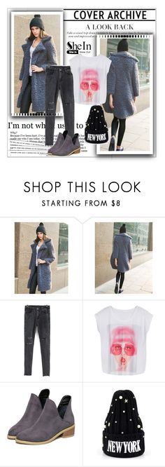 """""""SheIn 2 (5)"""" by penny325 ❤ liked on Polyvore featuring Once Upon a Time and Sheinside"""