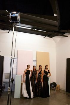 Behind the Scenes x Guest of the Wedding - #BCBGMAXAZRIA
