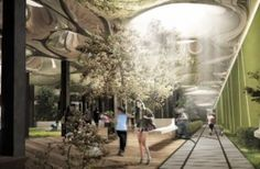 We're all familiar with New York City's greatest new park, the High Line, but one small group of architects in New York is re-imagining that concept and throwing it underground. The Low Line project is the result of this small community based initiative to get more green space in New York. Co founders James Ramsey [...]