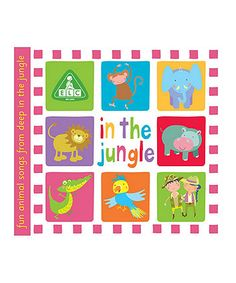 Great CD featuring 20 animal themed tracks which include traditional rhymes, sing along and action songs which children will love. Great for playing at home, for a party or why not listen and sing along in the car too!