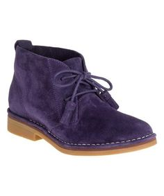 Look what I found on #zulily! Plum Cyra Catelyn Suede Boot #zulilyfinds