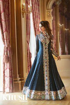 Feel like a Pakistani princess in a bespoke gown by Guls Style  154 Ilford Lane, Ilford, London,  IG1 2LQ,  +44(0)20 8514 3311 www.GulsStyle.co.uk  Makeup:Kajol Ali Hair: Shamalah Hairstytlist Jewellery: NK Collection Location: Hyland Estates