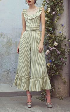 Get inspired and discover Luisa Beccaria trunkshow! Shop the latest Luisa Beccaria collection at Moda Operandi. Luisa Beccaria, Fashion Show Collection, Dress Collection, High Fashion, Womens Fashion, Winter Fashion, Moda Fashion, Fashion Spring, 90s Fashion
