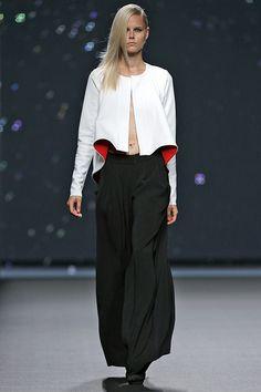 Madrid Fashion Week: Amaya Arzuaga