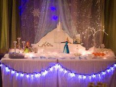 MuyAmeno.com: Fiestas Infantiles Decoradas con Frozen, parte 1