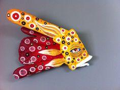 Ladybug Fish SOLD