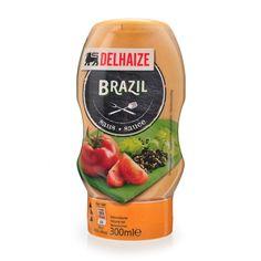 Belgium - Brasil sauce