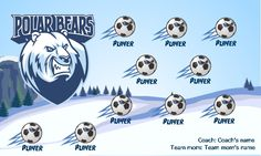Soccer banner ideas,youth soccer banners,ayso banners $69.99
