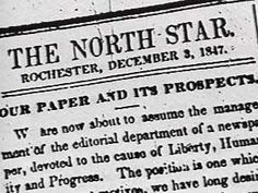 fredrick douglas paper In june 1851 the paper merged with the liberty party paper of syracuse, ny and was renamed frederick douglass' paper it circulated under this new name until 1860 douglass devoted the next three years to publishing an abolitionist magazine called douglass' monthly in 1870 he assumed control of the new era,.