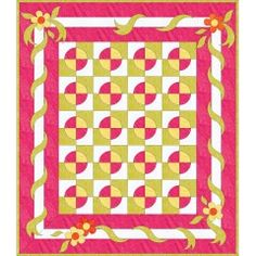 GO! Twisted Ribbons Quilt Pattern