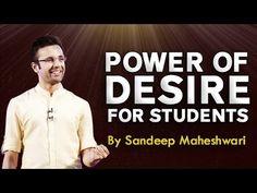 POWER OF YOUR DESIRE - By Sandeep Maheshwari (in Hindi) - YouTube