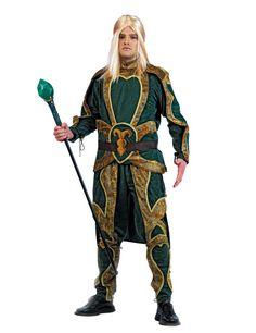 Elf Fantasy Kostüm Mittelalter grün-gold - Artikelnummer: 591800000 - ab 199.99EURO - bei Karneval-Megastore.de!