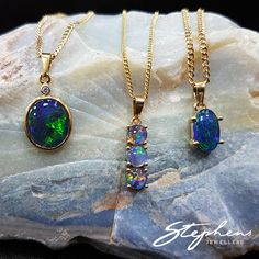 During the time of the Romans, opals were coveted above diamonds and rubies for it's mesmerising play of colours. Visit us in store to see our wide collection of opal jewellery. #StephensJewellers #Jewellery #Opal #AustralianOpal