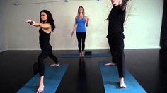 20 Minute Grounding Yoga Sequence with Sarah Platt-Finger (Vata Reducing)