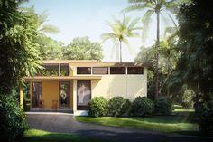 Belize Villa Exterior by StompinTom.deviantart.com on @deviantART