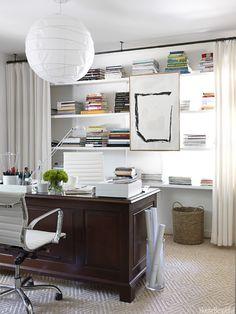 office open shelves
