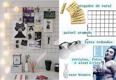 ideias decoração barata fashion