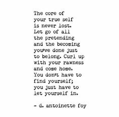 words quotes sayings poetry - be who you are