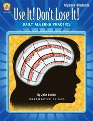 Use It! Don't Lose It! Math and Language Arts | Incentive Publications Stem Skills, Math Skills, Fun Math, Math Activities, Daily Math, Math Practices, Student Motivation, Reading Levels, Algebra