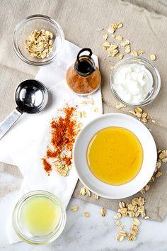 Turmeric Face Mask + 2 Turmeric Teas - Pickled Plum Food And Drinks Face Peel Mask, Acne Face Mask, Turmeric Face Mask, Turmeric Tea, Natural Face, Natural Skin Care, Natural Beauty, Tea Recipes, Dinner Recipes