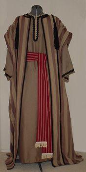 biblical costume