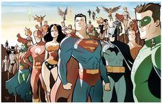 JLA / Liga da Justiça