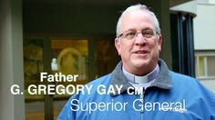Fr. Gregory Gay, C.M. – message for January 25, 2016 == In his special message Fr. Gregory Gay, Superior General of the Congregation of the Mission gives greetings to all members of the Little Company on the anniversary of foundation and welcomes new, reconfigured Provinces of France and Italy #NuntiaXpress